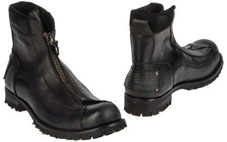 Thompson Combat boots