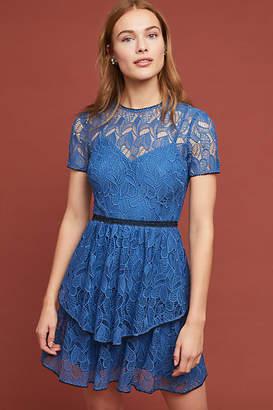 ML Monique Lhuillier Blue Evening Dresses - ShopStyle 9b77c41a9