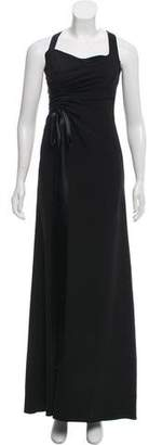 Armani Collezioni Sleeveless Maxi Dress w/ Tags