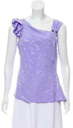 Mayle Maison Sleeveless Silk Top