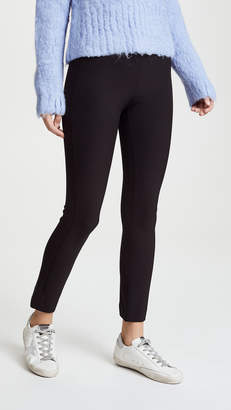 Veronica Beard Zip Back Scuba Pants