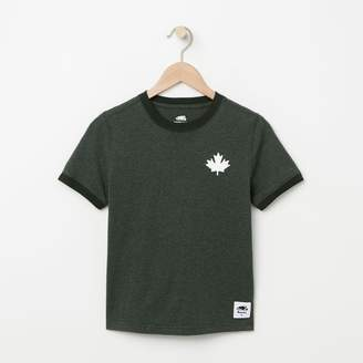 Roots Boys Cabin Ringer T-shirt