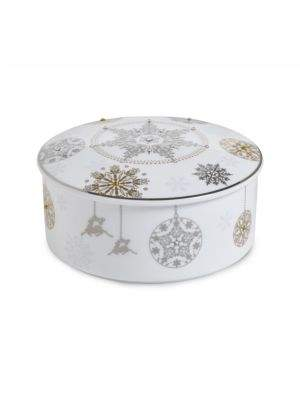 Prouna Winter Crystal Jewelry Box