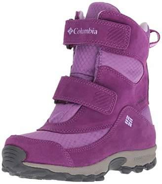 Columbia Girls' Youth Parkers Peak Velcro Waterproof Winter Boot Snow