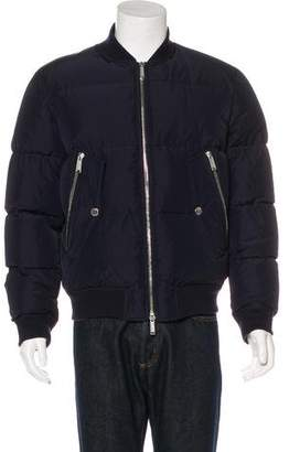 DSQUARED2 2016 Quilted Down Jacket