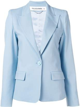 Filles a papa tailored fit blazer