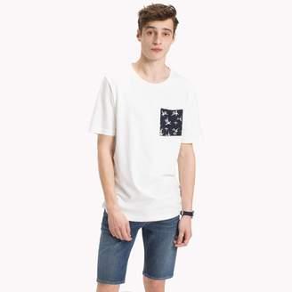 Tommy Hilfiger Bamboo Pocket T-Shirt