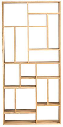 Ethnicraft Mondrian Bookcase - Oak