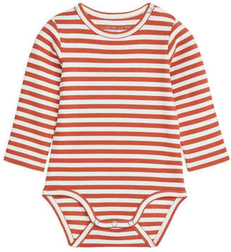 Arket Striped Bodysuit