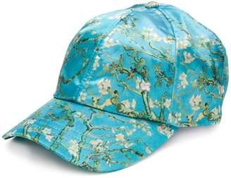 Vans x Van Gogh Museum Almond Blossom print baseball cap