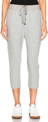 James Perse Slouchy Collage Pants $195 thestylecure.com