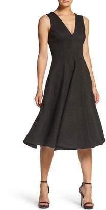 Dress the Population Peyton Sleeveless A-Line Dress