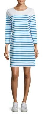 Vineyard Vines Striped Knit Dress $128 thestylecure.com