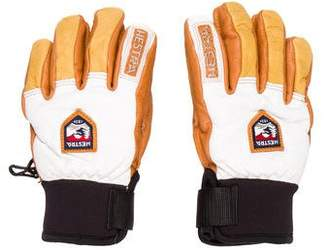 Hestra Leather Sports Gloves