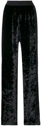 Maison Margiela flared fitted trousers