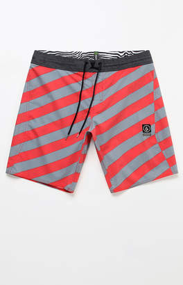 "Volcom Stripey Stoney 18"" Boardshorts"