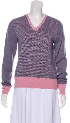 Marc by Marc Jacobs Wool Long Sleeve Sweater