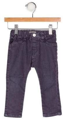 Giorgio Armani Baby Girls' Two-Pocket Jeans