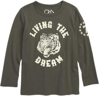 Chaser Living the Dream Long Sleeve T-Shirt