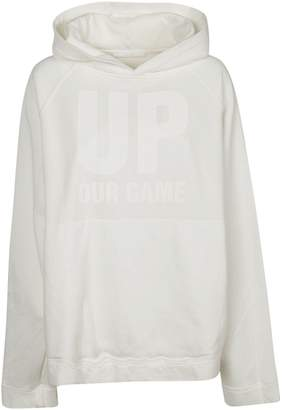 Katharine Hamnett Katharine Hamnet London Up Our Game Hoodie