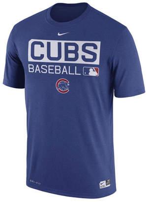Nike Men's Chicago Cubs Legend Team Issue T-Shirt 1.7