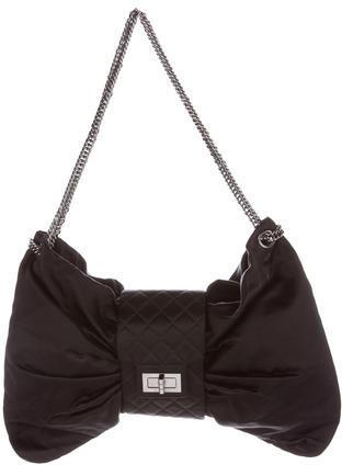 ChanelChanel Satin Bow Bag