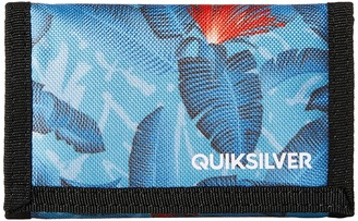 Quiksilver Traction Wallet $17 thestylecure.com