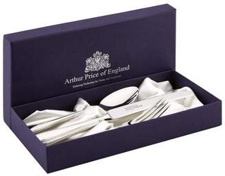 Arthur Price Of England Bead Stainless Steel Three-Piece Child's Set