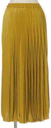 12closet (トゥエルブクローゼット) - 12closet プリーツギャザースカート
