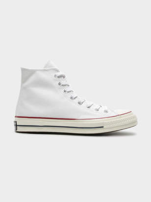 Converse Unisex Chuck Taylor All Star 70 High Top Sneakers in White