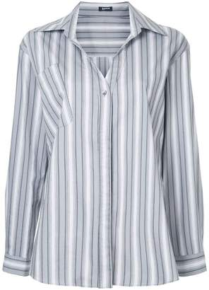 Jil Sander Navy striped shirt