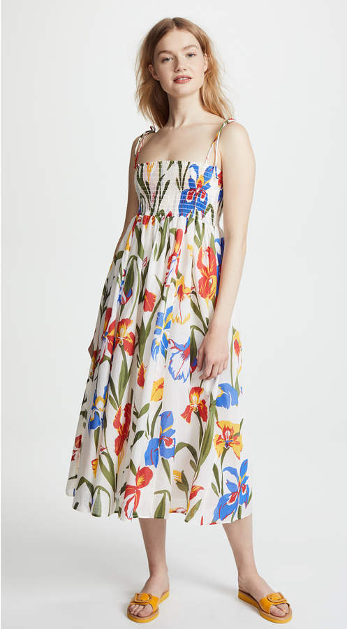 Iris Beach Dress