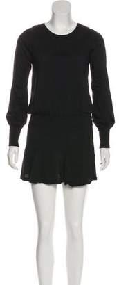 Vanessa Seward Mini Knit Dress
