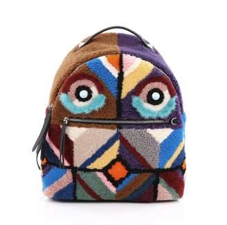 Fendi Shearling backpack