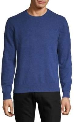 Black Brown 1826 Cashmere Crew Neck Sweater