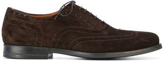 Santoni brogue shoes