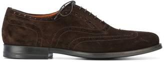 Santoni brogue shoes