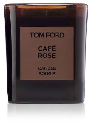 Tom Ford Private Blend Cafe Rose Candle