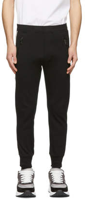 Neil Barrett Black Stripe Lounge Pants