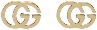 Gucci Gold GG Tissue Studs