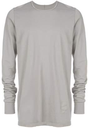 Rick Owens Oversized Long sleeve T-shirt