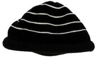 Obermeyer Knit Striped Beanie