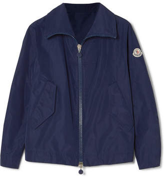 Moncler Twist Faille Jacket - Navy