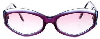 Chanel Iridescent CC Sunglasses