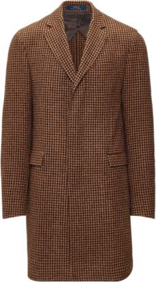 Morgan Wool Twill Topcoat