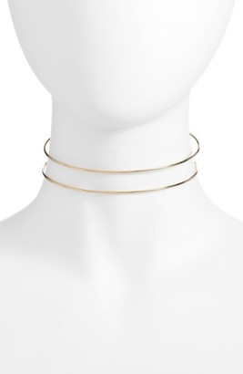 Women's Argento Vivo Multirow Choker $50 thestylecure.com