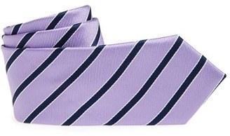 Boy's Nordstrom Stripe Silk Tie $29.50 thestylecure.com