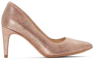 Clarks Laina Rae Leather Heels