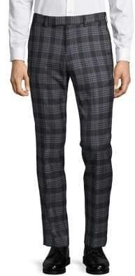 Sondergaard Plaid Suit Pants