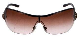 Bvlgari Gradient Shield Sunglasses